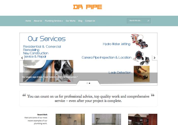 Dr. Pipe Plumbing
